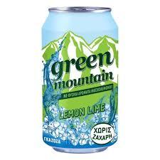 <b>Напиток газированный</b> GREEN COLA <b>Mountain</b> (Грин Маунтин), 0 ...