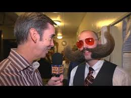 WORLD <b>BEARD</b> & <b>MOUSTACHE COMPETITION</b> part 1 - YouTube