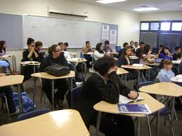 Image result for kids in classroom in highschool