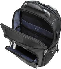 Targus Drifter Pull 15.6 <b>USB Laptop Backpack</b> Black - Coolblue ...