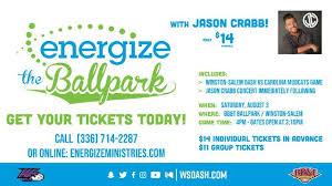 Energize The Ballpark concert returns on August 3 | Winston-Salem ...