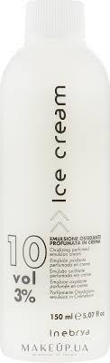 Inebrya Hydrogen Peroxide - <b>Окислительная эмульсия для волос</b> 3 ...