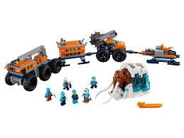 <b>Arctic</b> Mobile Exploration Base 60195 | <b>City</b> | Buy online at the ...