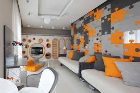 Orange Bedroom Wallpaper Mocha And White Bedroom