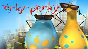 Erky Perky | Barnkanalen