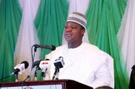 Image result for dogara in power meeting in nigeria