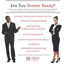 department of political science college of charleston career readiness skills