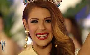 This is the second time the title has been given to a beauty from Venezuela. Alexandra Braun had won the pageant in 2005. Miss Earth 2012 Tereza Fajksová ... - miss-venezuela