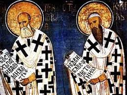 Risultati immagini per san cirillo e metodio