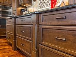 Diy Staining Kitchen Cabinets How To Clean Wood Cabinets Diy