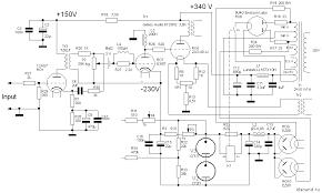 Однотактный усилитель на 6Э5П – 2А3 (6 Вт) | ldsound.ru