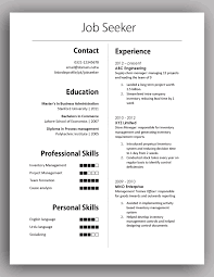 resume template coverletter for job education resume template 2014 professional blogger templates templateism simple cv templates