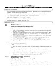 product manager resume sample job and resume template product manager resume sample experience