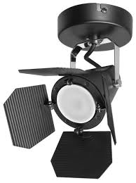 Купить <b>Спот Arte Lamp</b> Cinema A3092AP-1BK по выгодной цене ...