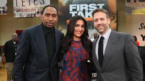 Stephen A. Smith screams for Max Kellerman to be <b>suspended</b>