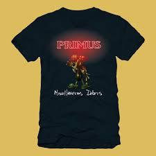 <b>Primus</b> - <b>Miscellaneous Debris</b> T-Shirt 2018 | PRIMUS - Seven ...