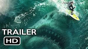 The Meg Official Trailer #1 (2018) Jason Statham, Ruby Rose ...