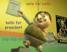 obama 2012 election Jimmy Neutron Romney debate Bolbi Stroganovsky ...