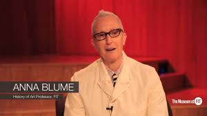 anna blume history of art professor fashion institute of anna blume history of art professor fashion institute of technology suny