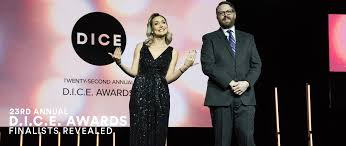 23rd Annual <b>D.I.C.E.</b> Awards Finalists Revealed