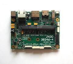 JN30B Carrier <b>Board for</b> Jetson Nano Production <b>Module</b> Rev. 4 ...