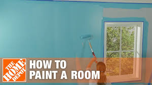 How to <b>Paint</b> a Room | <b>Painting</b> Tips | The Home Depot - YouTube