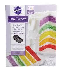 baking pans cavities rectangle cake pan set  pkg quot