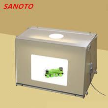 SANOTO <b>Portable mini photography photo</b> light box table top foto ...
