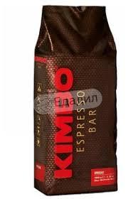 <b>Кофе</b> в зернах <b>Kimbo Unique</b> 1 кг — Едадил