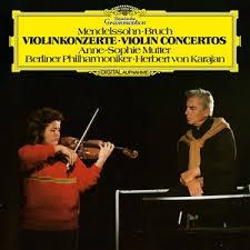 <b>Anne</b>-<b>Sophie Mutter</b> - <b>Mendelssohn</b> & Bruch Violin Concertos ...