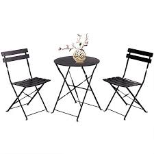 Grand patio <b>3 Piece Bistro</b> Set, Weather-- Buy Online in Israel at ...