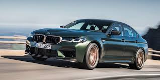BMW <b>M5</b> CS <b>first</b> look: Most powerful production BMW ever