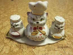 Фарфоровый <b>набор для специй</b> Коты повара. Вербилки <b>Наборы</b> ...