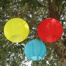 lantern patio lights ideas