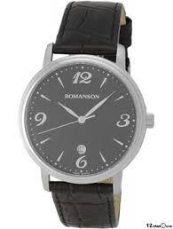 Мужские наручные <b>часы Romanson</b>, купить в Санкт-Петербурге