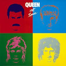 Hot Space - Queen Vault