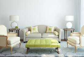 living room sofa ideas:  ffcf lving room green gold modern de