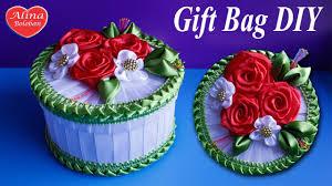 Подарочная <b>Шкатулка</b> с Розами. Мастер класс / Gift Box. DIY ...