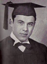 Evgeni and Mahmut were both assistants to Robert Van Nice at Hagia Sophia during the 1950s, as well as classmates at Robert College. - evgeni-yearbook