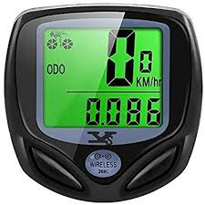 SY <b>Bicycle Speedometer</b> and Odometer Wireless <b>Waterproof Cycle</b> ...