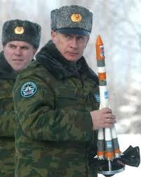 Россия не втягивается в какую-то гонку вооружений. Мы просто наверстываем упущенное и интенсивно используем то, что имеем, - Путин - Цензор.НЕТ 5019