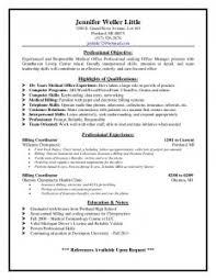 medical biller resume format   motivationresumepro com    medical biller resume format