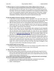 astro   sky amp solar system   iowa state   course hero  pages exam  essay questionsdocx