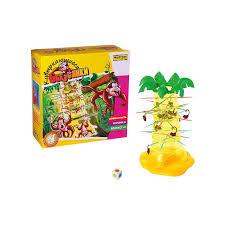 "- <b>Настольная семейная игра</b> ""Кувыркающиеся обезьянки"", <b>Фортуна</b>"