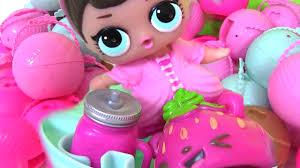Видео для Детей. Сюрприз <b>Игрушки</b>. <b>Игрушки</b> #Куклы. LOL BABY ...