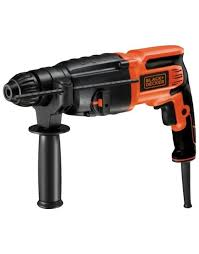 <b>Перфоратор Black & Decker BDR26K-RU</b> патрон:SDS-plus уд.:2.7 ...