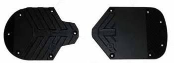 Комплект накладок на <b>подошву</b> Salomon LIFTERS CANTING Black ...