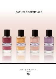 New Fragrances: <b>Jacques Fath</b> Essentials <b>Rosso</b> Epicureo, L'Orée ...