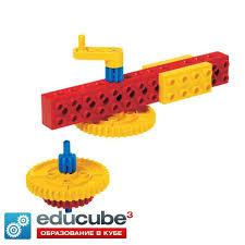 9656 <b>LEGO конструктор</b> Мои <b>первые</b> механизмы. Набор <b>LEGO</b> ...