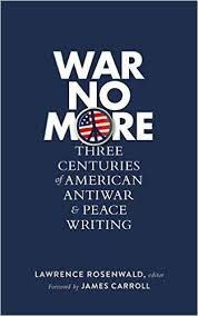 war no more  three centuries of american anti war and peace    barbara kingsolver  award winning author and graduate of depauw university  is among the writers  leaders and thinkers whose works are featured in war